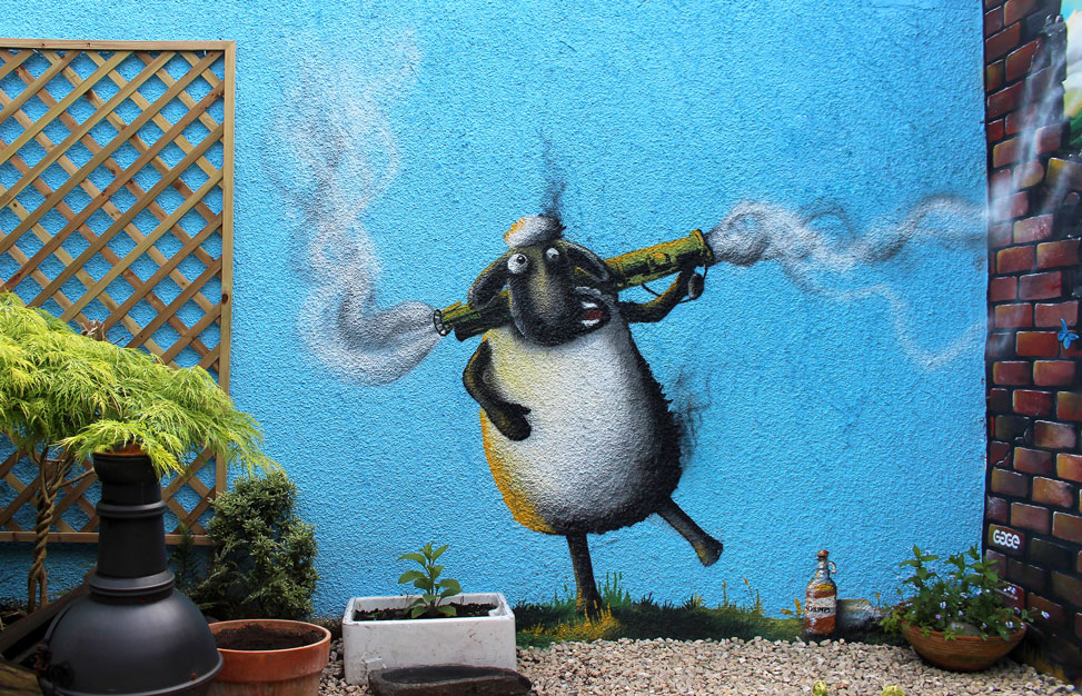 Mural_Garden_Johnny_Sheep