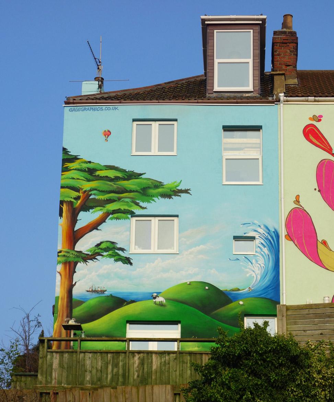 Mural_House_BristolRailway_Back