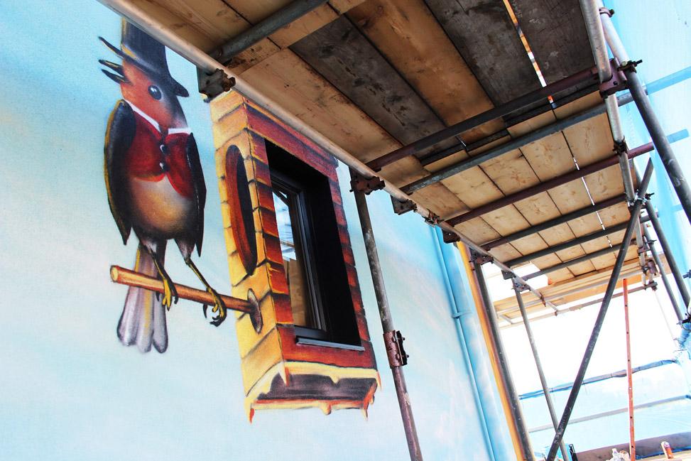 Mural_House_BristolRailway_Detail