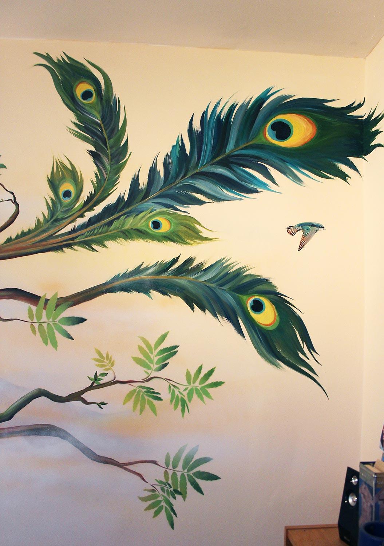 Mural_House_LivingroomTree_Detail3