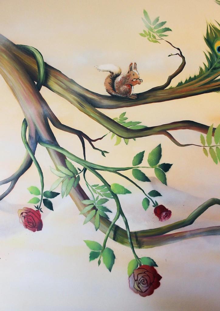 Mural_House_LivingroomTree_Detail4